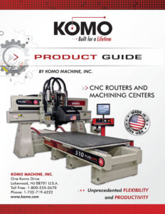 KOMO product Guide