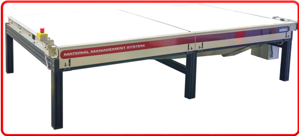 Automatic Outfeed Conveyor System