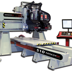 Mach III CNC Machining Center from KOMO Machine, Inc.