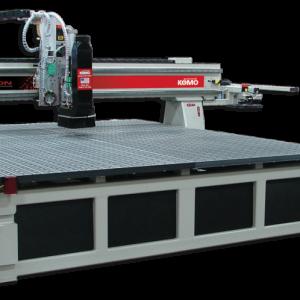 Solution Wide Series CNC Machining Center from KOMO Machine, Inc.