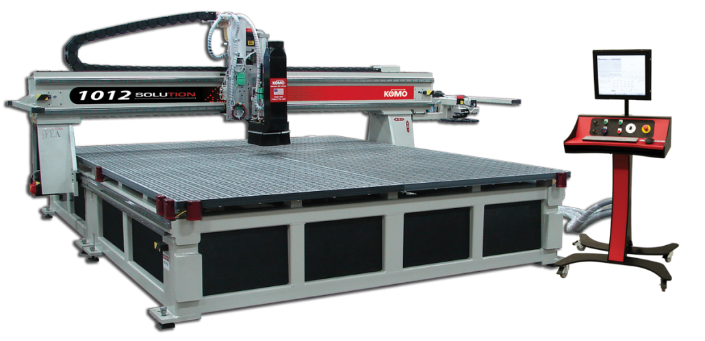 Solution Wide Series CNC Machining Center