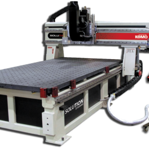 Solution XL CNC Machining Center from KOMO Machine, Inc.