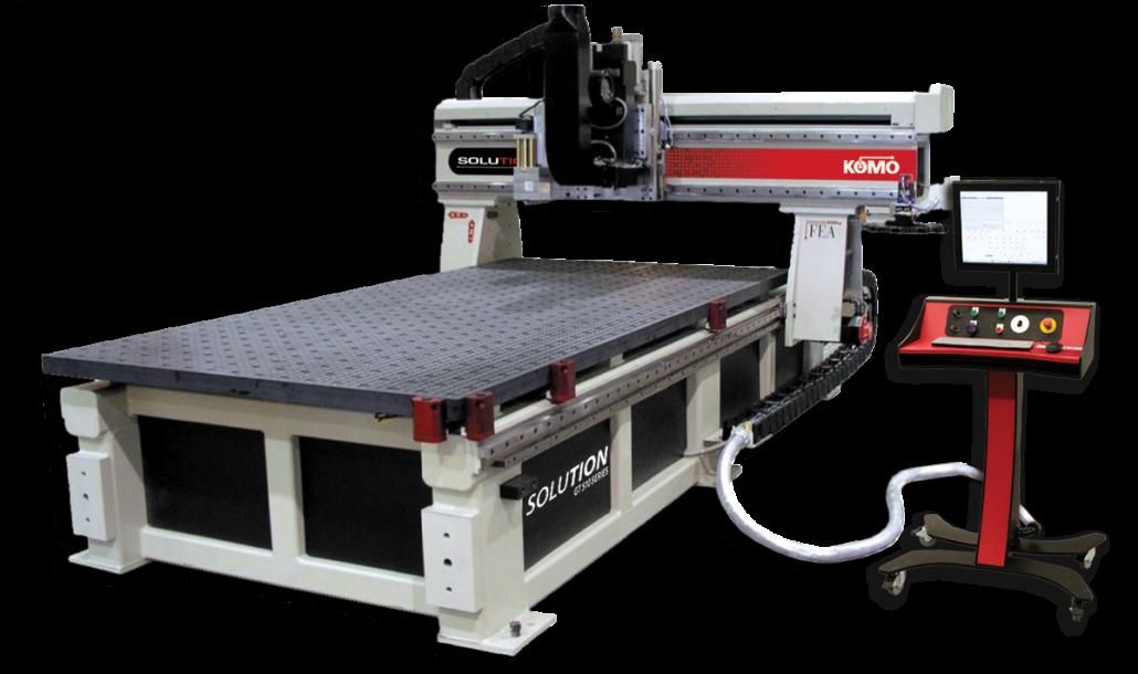 Solution XL Series CNC Machining Center