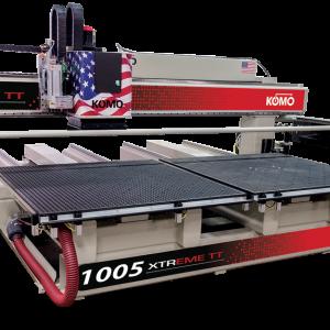 KOMO CNC MACHINE XTREME 1005 TT