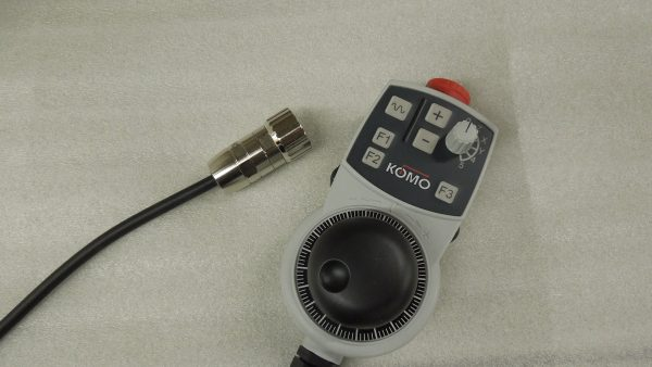 Push Button 5MPG Kit for CNC Machining Centers made by KOMO Machines