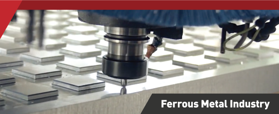 ferrous metals cnc machining centers from KOMO