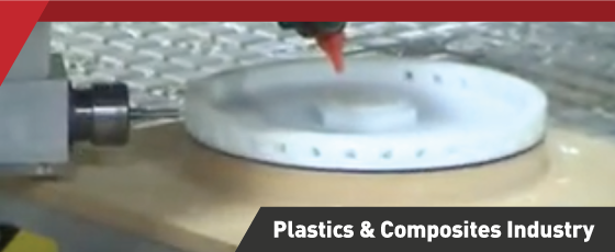 cnc machining centers for the plastics industry